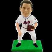 New York Baseball Buddy Personalized Bobblehead