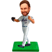 New York Baseball Custom Bobblehead