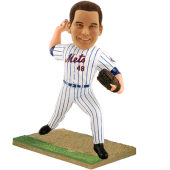 New York Baseball Pitcher Custom Bobblehead