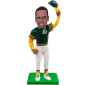 Oakland Baseball Buddy Custom Bobblehead