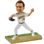 Oakland Baseball Buddy Personalized Bobblehead