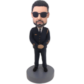 Offcer Customized Bobble Head