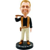 Personalized Hunter Bobblehead