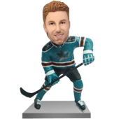 San Jose Hockey Buddy Bobble Head
