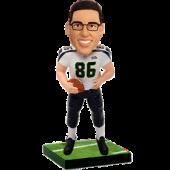 Seahawks Football Buddy Customized Bobblehead