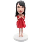 Sexy Girl Custom  Bobblehead