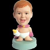 Superhero Baby Custom Bobblehead