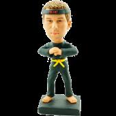 Taekwondo Custom Bobblehead