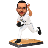 Tampa Bay Baseball Buddy Custom Bobblehead