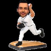 Tampa Bay Baseball Buddy Custom Bobblehead