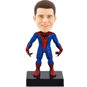 The Amazing Spiderman Custom Bobblehead