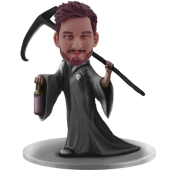 The Death  Custom Bobblehead