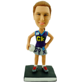 Volleyball Girl Custom Bobble Head