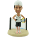 Custom Bobblehead for Beach Volleyball Player