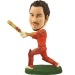 Personalized Bobblehead for Cricket Player