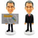 Personalized Card Holder Bobble Head