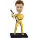 Bruce Lee Style Customized Bobble Head