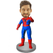 Personalized Spider-Man Bobble Head