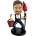 Customized Painter Bobblehead