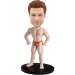 Strong Buddy Customized Bobble Head