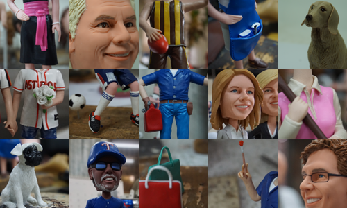 bobbledad bobble head products