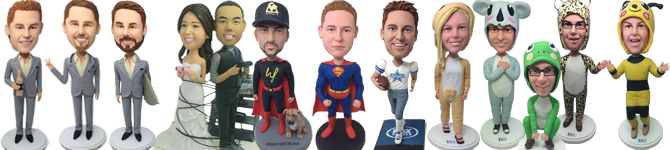 all bobbleheads