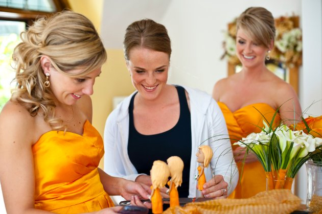 bridesmaid bobbleheads review