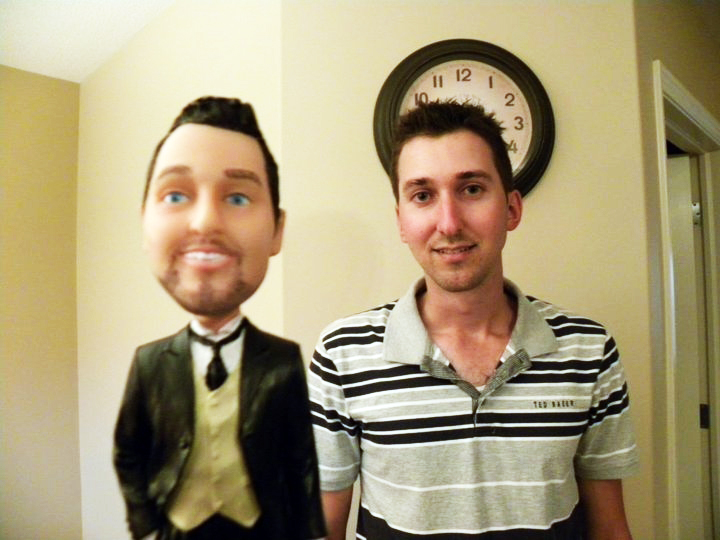 groomsmen bobbleheads review