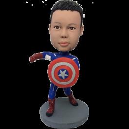 Captain American Boy