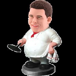 Custom Cook Bobblehead