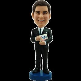 Custom Manager Bobble Head