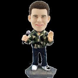 Customized Hip-hop Buddy Bobble Head