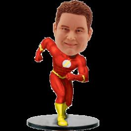 Personalized Flash Bobble Head