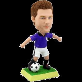 Customized Bobblehead Soccer
