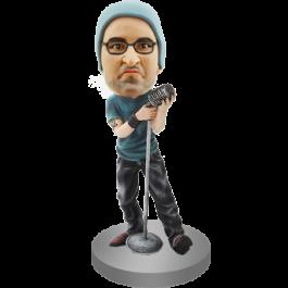 Customized Singer Bobble Head
