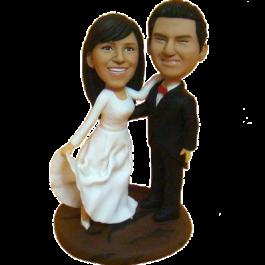 Dancing Couple Bobbleheads