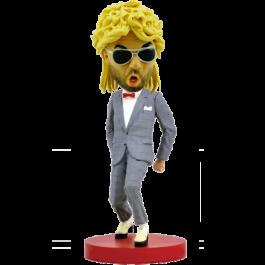 Dancing Man Custom Bobble