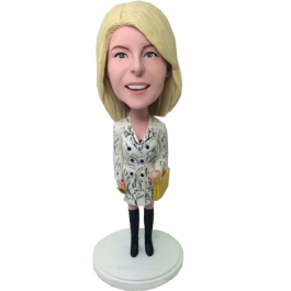Fashion Lady Custom Bobble Head