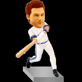 Personalized Baseball Batter Bobble