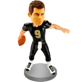 Personalized Football Bobble