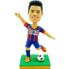 Personalized Soccer Buddy Bobblehead