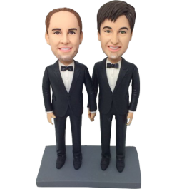 Same Sex Cake Toppers
