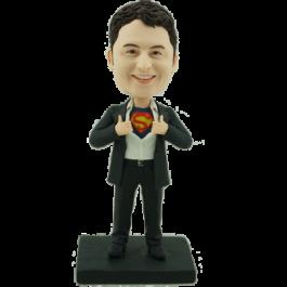 Superhero Groomsman