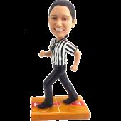 Basketball Referee Custom Bobblehead