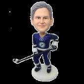 Blue Hockey Buddy