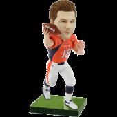 Broncos Football Buddy Personalized Bobblehead