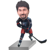 Columbus Hockey Buddy Custom Bobblehead