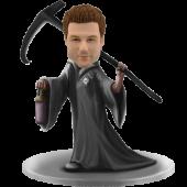 Death the Grim Reaper Bobble Head