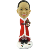 Personalized Bobblehead for Boy