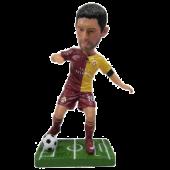 Custom Soccer Player Bobblehead